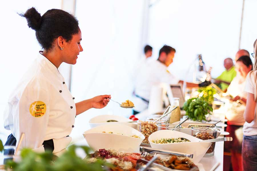 Catering Germany