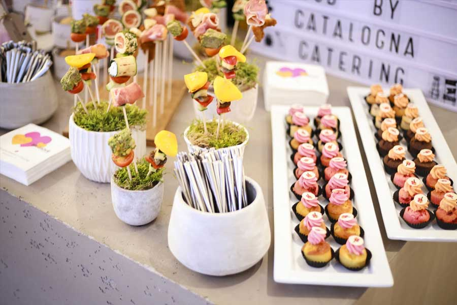 Ideal Finger Foods For A Party